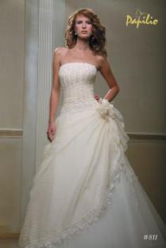 Свадебное платье- Фрезия