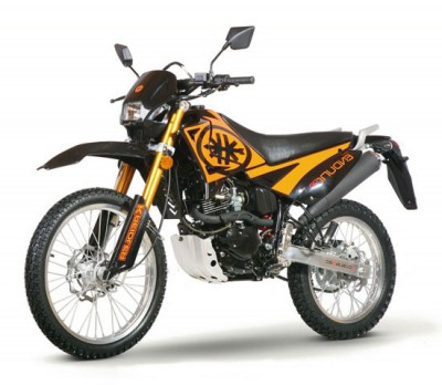 BM ENDURO 200 new