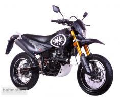BM MOTARD 200 new