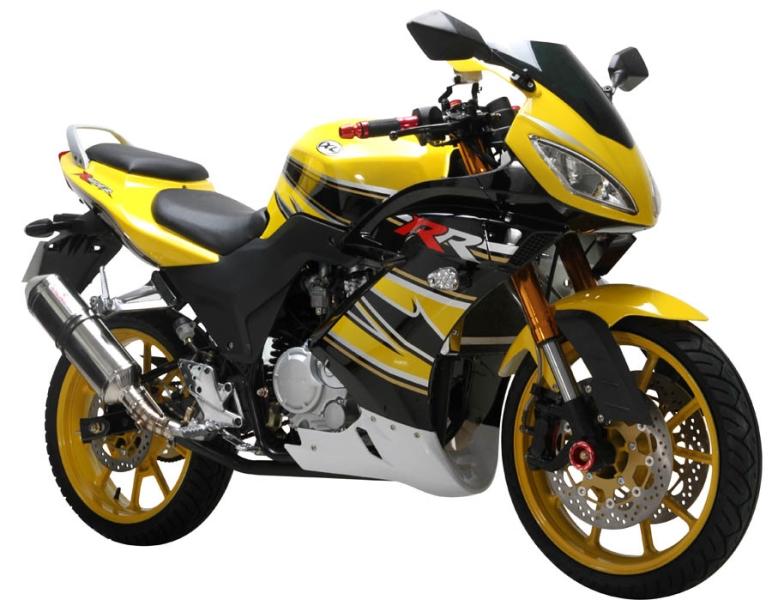 GX RXM 250
