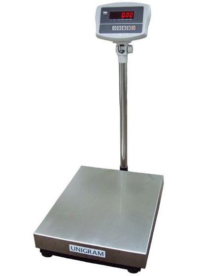 Платформенные напольные товарные весы EB1-WI-2M(450x600 и 600x800)