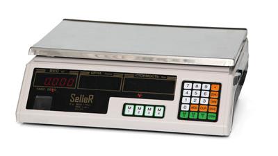 Торговые весы электронные Seller SL-202b