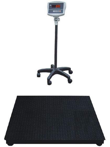 Электронные напольные платформенные весы ЕВ4 (WI-2M, 1000x1000)