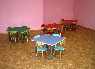 Детские столы для детского сада от производителя купить