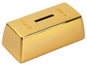Копилка «Слиток золота»