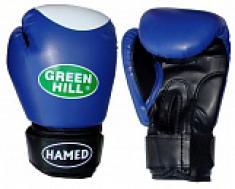 Перчатки боксерские Green Hill Hamed, 10 унций