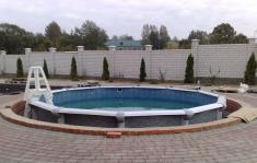 серия бассейнов Asahi
