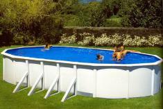 серия бассейнов Эсприт- Биг Овал