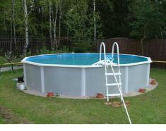 серия бассейнов Эсприт