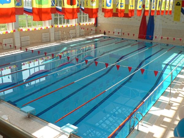 Плавательный бассейн (25 х 16 х 4,5 м) в г.Сасово Рязанской области