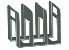 Подставка для бумаг «TECHNO», код 16589