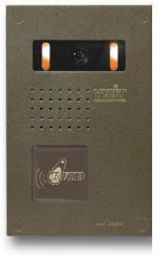 Блок вызова для совместной работы с БУД-408,BS-1(2,4) Серия COMFORT. Встроенный контроллер ключей R