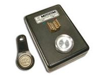 Ключ-заготовка для изготовления копий ключей ТМ2003, ТМ2002, DS1990А при помощи адаптера MKA-01U