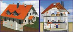 Монтаж систем молниезащиты зданий и сооружений