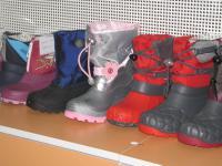 Теплая обувь для сырой погоды