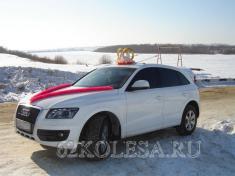 Audi Q5 (белый)