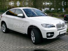 BMW X6 (белый)