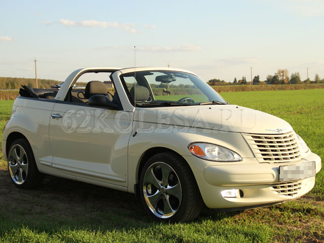 Chrysler PT Cruiser, кабриолет,