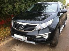 Kia Sportage (черный)