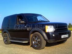Land Rover Discovery (темно-синий), 1100 р.час, в наличии 1 шт.