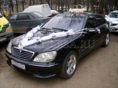 Mercedes Benz S-Klasse W220 (������), 1000 �.���, 1 ��.