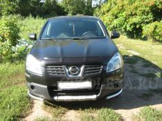 Nissan Qashqai (черный)
