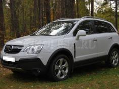 Opel Antara (белый)