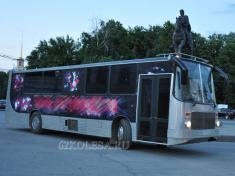 PartyBus, �����������, �� 35 �������, 3500 �.���, 1 ��.