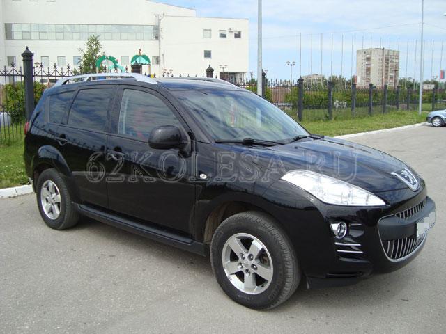Peugeot 4007 (черный)