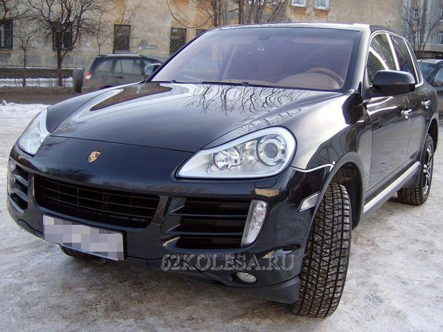 Porsche Cayenne Turbo S (������), 1200 �.���, 2 ��.