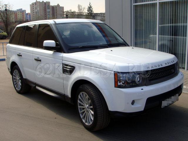 Range Rover Sport (белый),