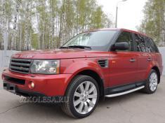 Range Rover Sport (красный)