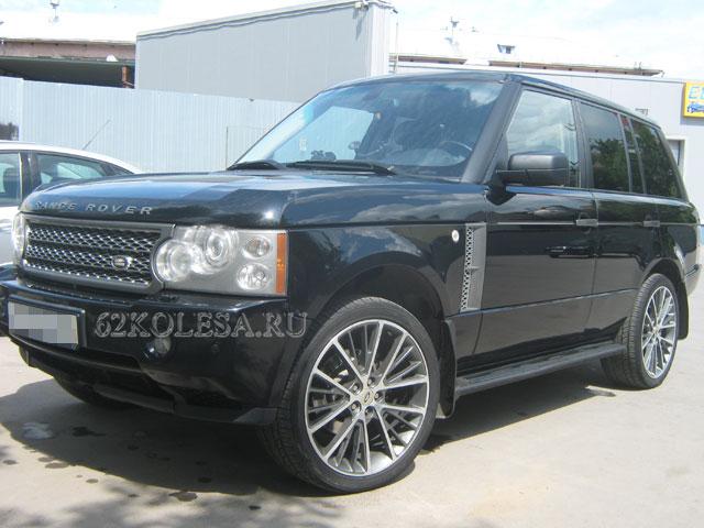 Range Rover Vogue (черный)